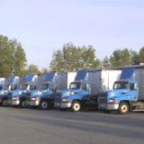 Pacific tractor trailers