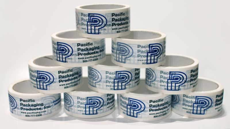 printed tape and labels