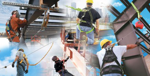 fall support protection equipment